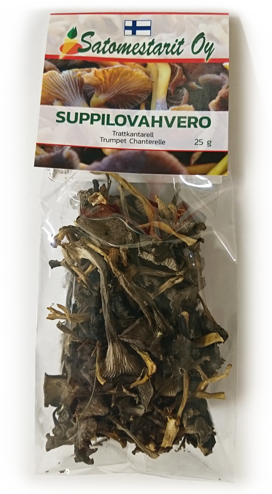 Suppilovahvero 25 g